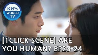 "Seo Kang-Jun ""Is this Jealousy?"" [1Click Scene / Are You Human? Ep.23-24]"