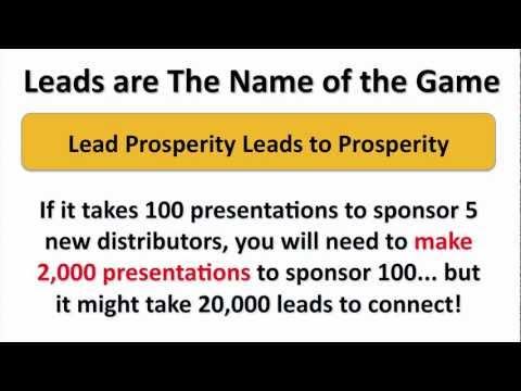 Network Marketing Leads – Network Marketing Lead Generation Secrets
