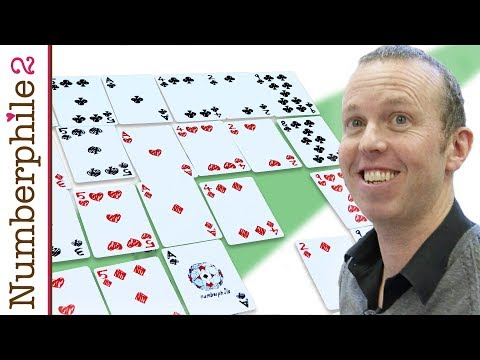 Divisible by Seven (worst card trick ever?) - Numberphile