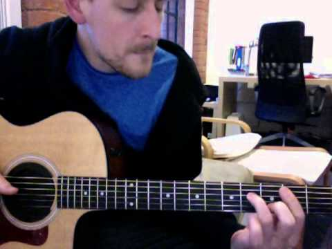 señorita (Guitar cover of Keys chords) - YouTube