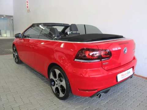 volkswagen golf vi cabriolet 2 0 tsi gti dsg auto for sale on auto trader south africa youtube. Black Bedroom Furniture Sets. Home Design Ideas