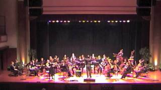 JS Bach: Concerto for Two Violins, Movement 2: Largo ma non tanto