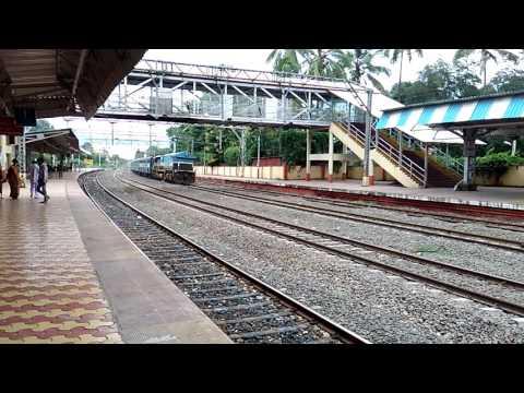 Mumbai Bangalore udyan express .