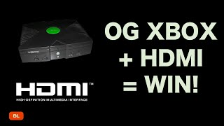 Original XBOX HDMI Pound Cable - Connect To Your HDTV - Review & Guide