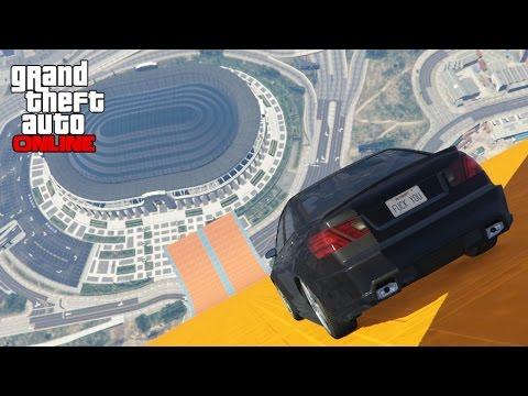 GTA Online - Stunt Race - Big Drop (03:50.835)