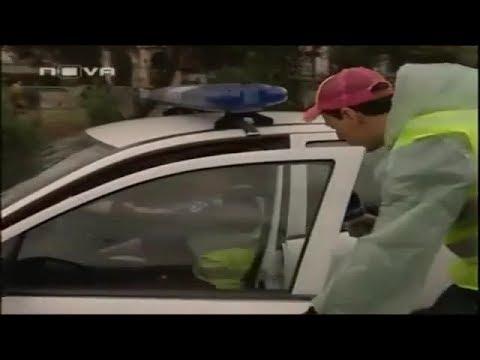 Лудия репортер побърква шофьорите по улиците на София (АРХИВНИ КАДРИ)