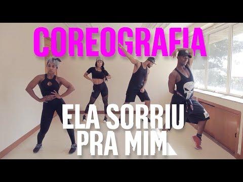 Coreografia - Ela Sorriu Pra Mim - Rael feat Valesca