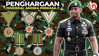 APAKAH MASIH DIRAGUKAN UNTUK JADI PANGLIMA TNI! Berbagai Penghargaan Diborong Jendral Andika Perkasa