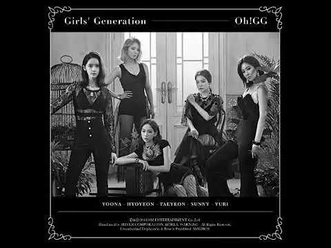 "Girls' Generation-Oh!GG's The 1st Single Album""몰랐니 (Lil' Touch)"" [FULL ALBUM]"