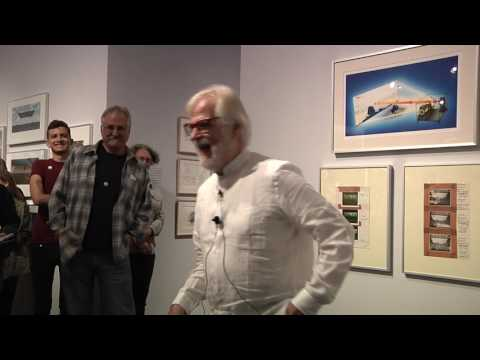 Gallery Chat with Jan Harlan - Kubrick's Executive Producer