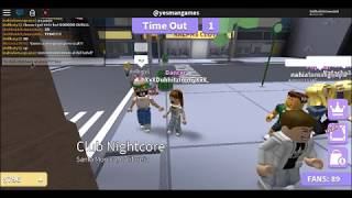 MY FRIEND JOINED!!!??? / roblox prt 3