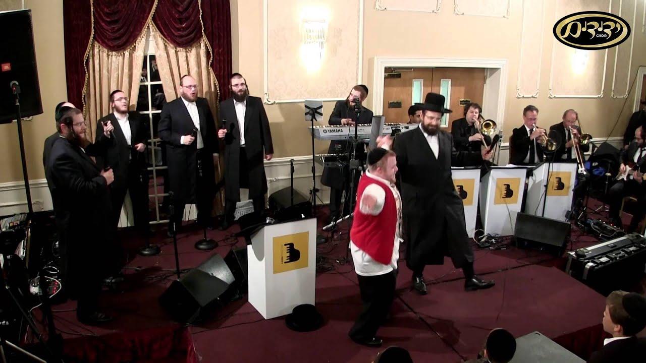 Yisroel Werdyger & Yedidim Choir Hora Set - ישראל וורדיגר עם מקהלת ידידים - הורה