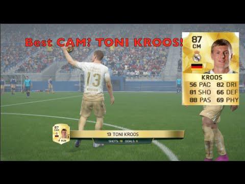 Toni Kroos Fifa 16