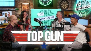 'Top Gun'    The Rewatchables with Bill Simmons, Chris Ryan, Mallory Rubin, and Jason Concepcion