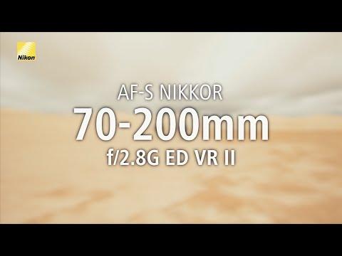 Exploring NIKKOR Lenses: Australia - AF-S NIKKOR 70-200mm f/2.8G ED VR II