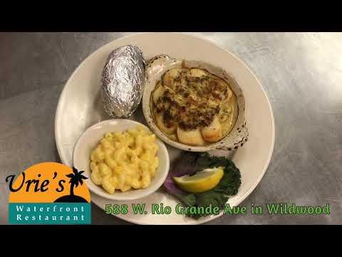 Urie's Waterfront Restaurant - Wildwood, NJ