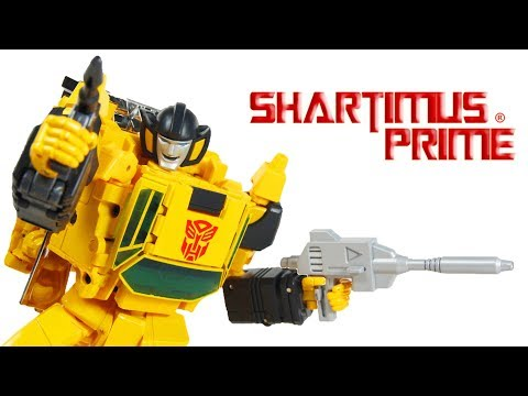 Transformers Masterpiece Sunstreaker MP 39 Takara Tomy G1 Cartoon Import Action Figure Toy Review