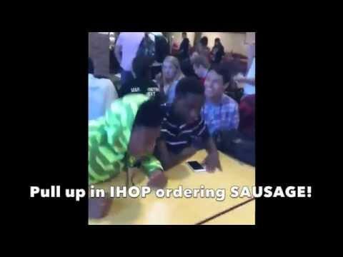Sausage Movement: CAFETERIA Sausage Rap [LYRICS] [CAPTIONS]