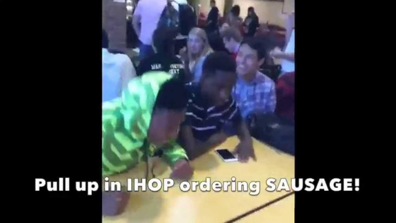 Sausage Movement Cafeteria Sausage Rap Lyrics Captions Youtube