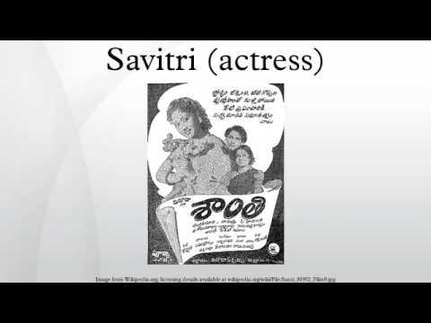 Savitri actress