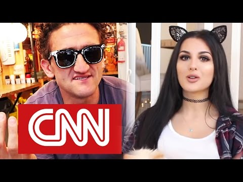Thumbnail: CNN Buys Casey Neistat's Beme for $25 MILLION? SSSniperWolf Blocks Scarce, YouTuber & FEDERAL POLICE
