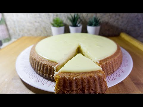 basboussa-à-la-crème-pâtissière-et-la-noix-de-coco-/-recette-rapide-et-facile