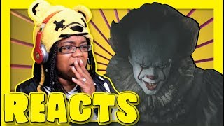 Horror Characters Cypher Pennywise & Others Reaction