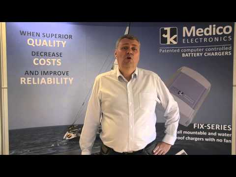 Hvorfor skal du bruke en FIX batterilader fra J.K. MEDICO