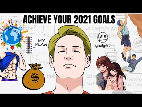HOW TO SET GOALS AND ACHIEVE THEM IN TAMIL| GOALS BOOK REVIEW IN TAMIL| NEW YEAR | almost everything
