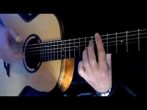 "John martyn How to play in c tuning ( ""Make no mistake"")"