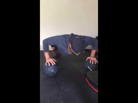 22 Pushup Challenge Day 22 Barry Pepper
