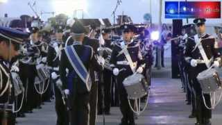 Malta Police band and passing out parade