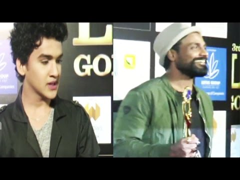Faisal Khan & Remo D'Souza  Interview At SOL Lions Gold Awards In Support Of Clean India Campaign