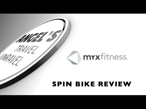 Myxfitness Spin Bike Review First Impression Youtube