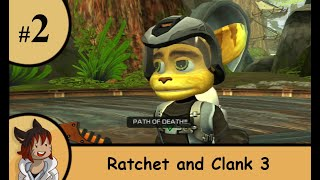 Ratchet and Clank 3 part 2 - One of life