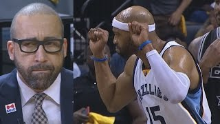 David Fizdale Fined 30K for Ref Rant! Vince Carter Lifts Off! Spurs Grizzlies Game 3