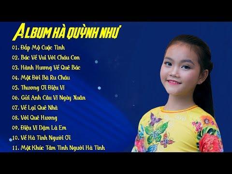 Hà Quỳnh Như - Album Bolero Khiến Người Nghe Nổi Da Gà