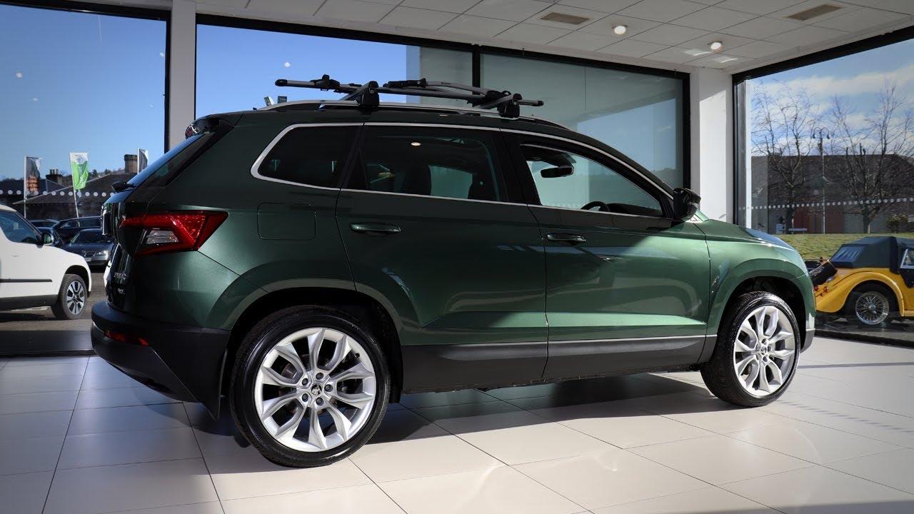 2018 skoda karoq edition 4x4 quick review exterior interior youtube