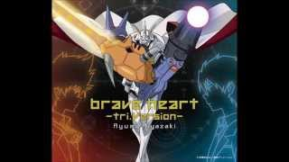 宮崎歩 – brave heart~tri.Version~ – Single (2015) [iTunes Rip AAC M4A]