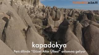 kapadokya-peribacaları-nevşehir-TÜRKİYE