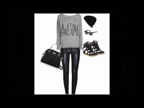 Trendy Ways to Wear Wedge Sneakers