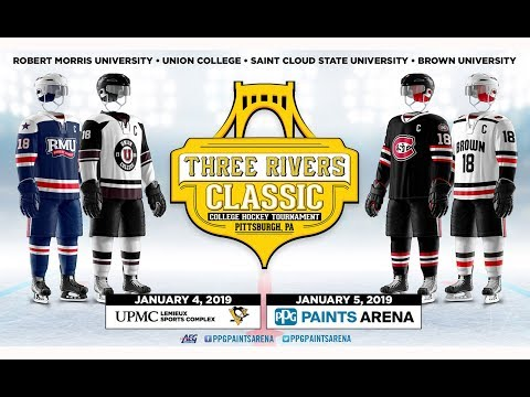 2019 Three Rivers Classic: Union vs St Cloud
