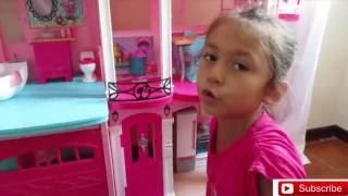 La casa delle barbie di Linda!!!!!!! thumbnail