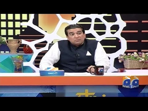 Khabarnaak - 07-October-2017 - Geo News