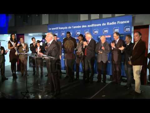 Radio France - Désignation du Sportif de l'année 2013 - Portrait de l'équipe de France de Basket
