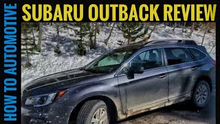 5th Generation Subaru Outback Review