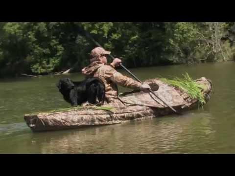 NuCanoe Frontier 12 - The Ultimate Waterfowl Hunting Kayak
