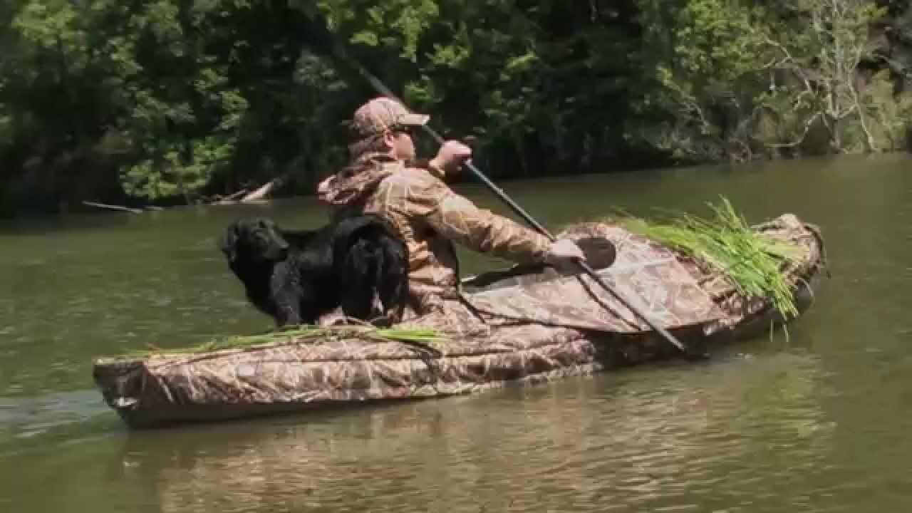 Kết quả hình ảnh cho hunting kayak