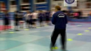 Futsal. Ejercicios de coordinación