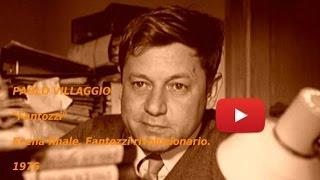 PAOLO VILLAGGIO -